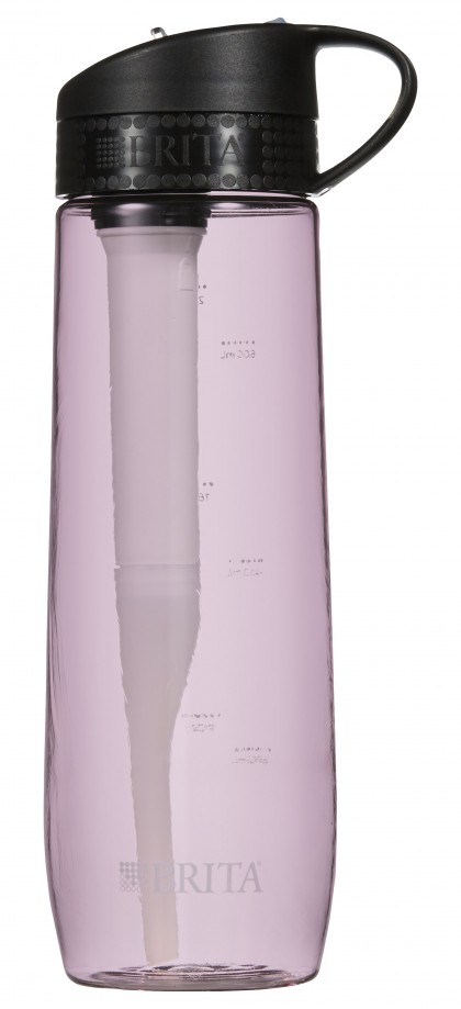 Light Pink  23.7-oz Hard-Sided Water Bottle by Brita (#35811)