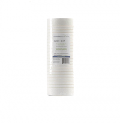 CMB-510-HF 10-inch by 4.5-inch Sediment Replacement Filter by Advance Water Products