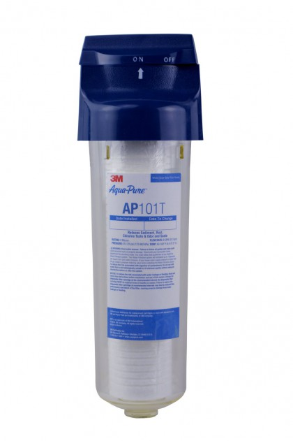 3m aquapure ap101t whole house filter system - Whole House Water Filtration System