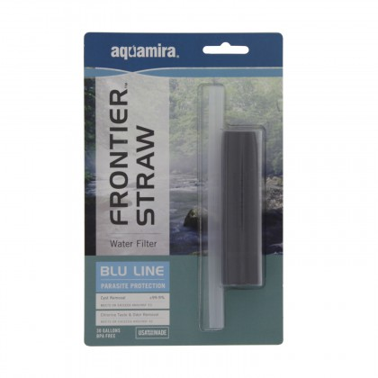 Aquamira 67005 Frontier Emergency Water Filter System