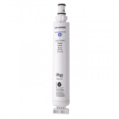EveryDrop EDR6D1 (Filter 6) Ice And Water Refrigerator Filter By Whirlpool