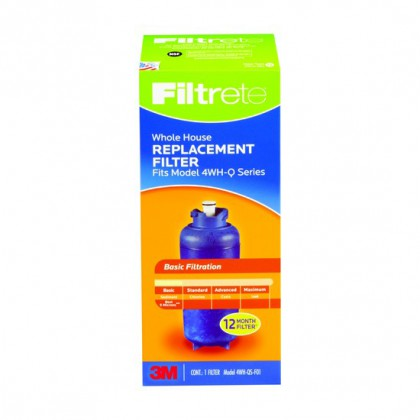 Filtrete 4WH-QS-F01 Replacement Filter Cartridge