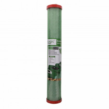 Evolution-RO1000 Reverse Osmosis 22043 KDF Carbon Pre Filter