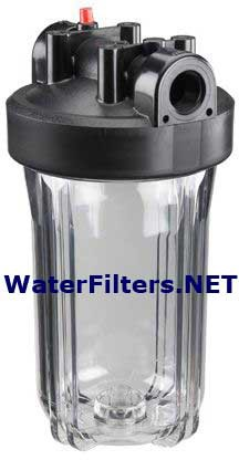 American Plumber W15-BC Big Clear Water Filter Housing