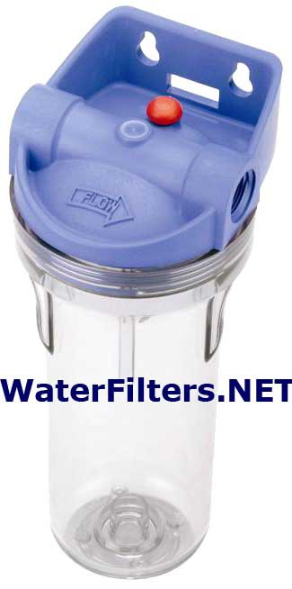 American Plumber WC34-PRB Clear Water Filter Housing