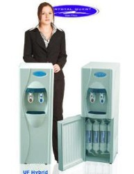 Crystal Quest Hybrid Ultrafiltration Floor Water Cooler