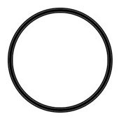 3M CUNO Water Factory 41-232250 O-Ring (5.75-inch Diameter)