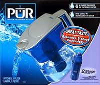 PUR CR-830 Water Filter Pitcher