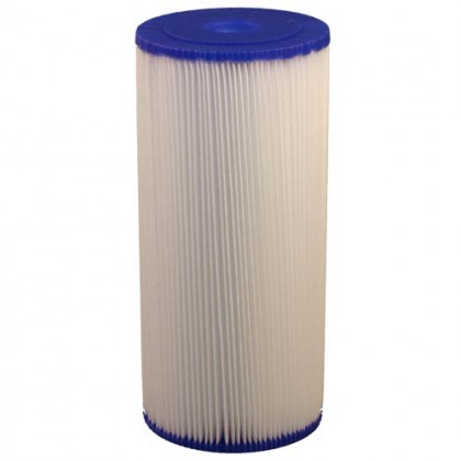 Pentek R30-BB Pleated Polyester Water Filters (9-3/4-inch x 4-1/2-inch)