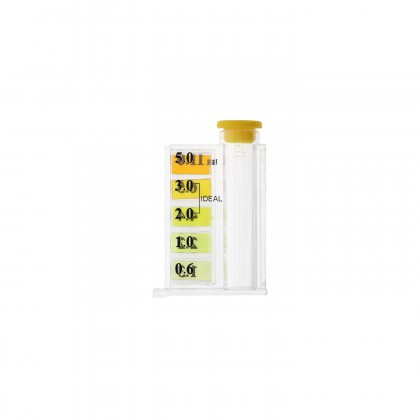 1257900 Chlorine Test Comparator by Pro Products