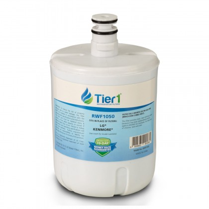 Tier1 LG 5231JA2002A / LT500P Refrigerator Water Filter Replacement Comparable