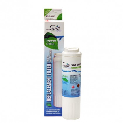 Swift Green SGF-M10 Refrigerator Filter (UKF8001 Compatible)