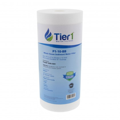 Pentek DGD-2501 Comparable Sediment Water Filter by Tier1
