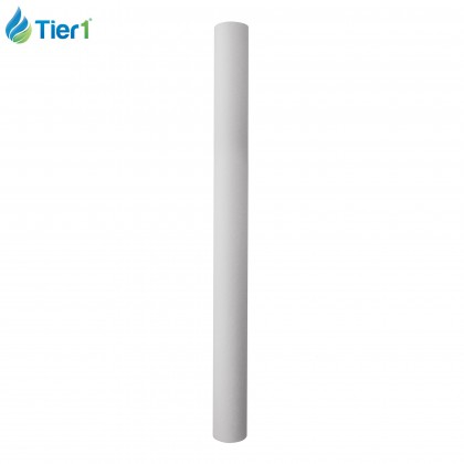 30 X 2.5 Spun Wound Polypropylene Replacement Filter by Tier1 (75 micron)