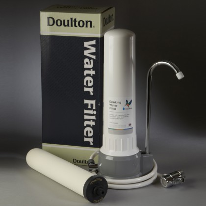 Doulton W9331032 Ultracarb HCPS Counter-Top Water Filter System