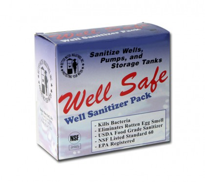 Well Safe Well Sanitizer Pack (ORM-D)