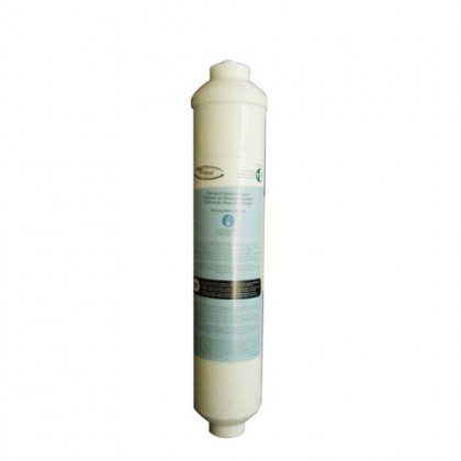 Whirlpool WHKF-IMTO Inline Refrigerator Water Filter System (1/4-Inch Quick Connect Fittings)