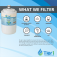Tier1 Maytag UKF7003 Refrigerator Water Filter Replacement (Chart 4)