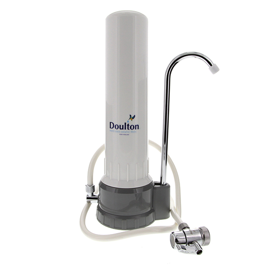 HCP Countertop Water Filtration System DOULTON-W9331001