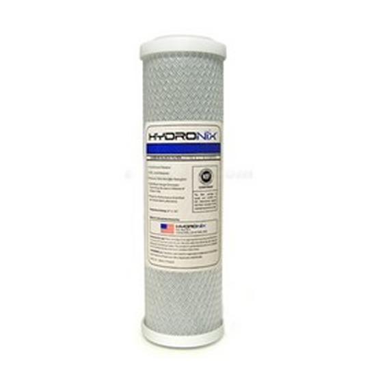 NSF Carbon Under Sink Replacement Filter HYDRONIX-CB-25-1005