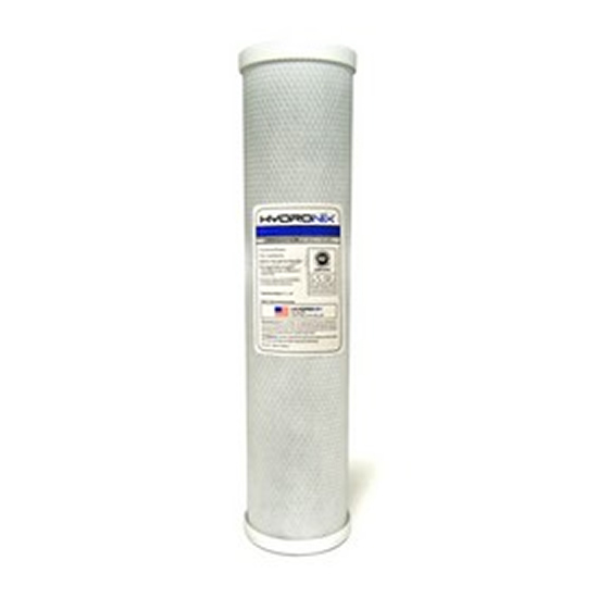 NSF 10 Micron Carbon Under Sink Replacement Filter HYDRONIX-CB-45-2010