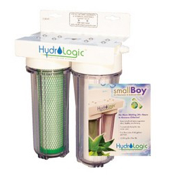 Hydrologic 31030 SmallBoy De-Chlorinator and Sediment Filter System