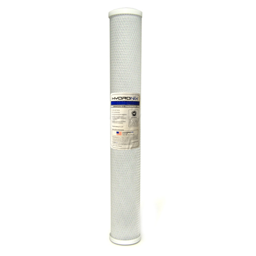 NSF Carbon Under Sink Replacement Filter HYDRONIX-CB-25-2005