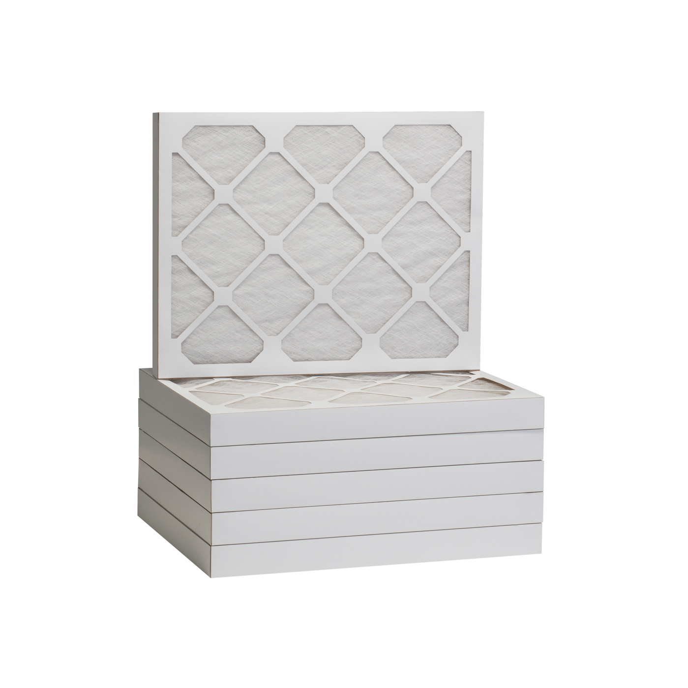Tier1 500 Air Filter - 21-1/2 x 23-1/2 x 2 (6-Pack) TIER1_D50S_6221H23H_6_PACK