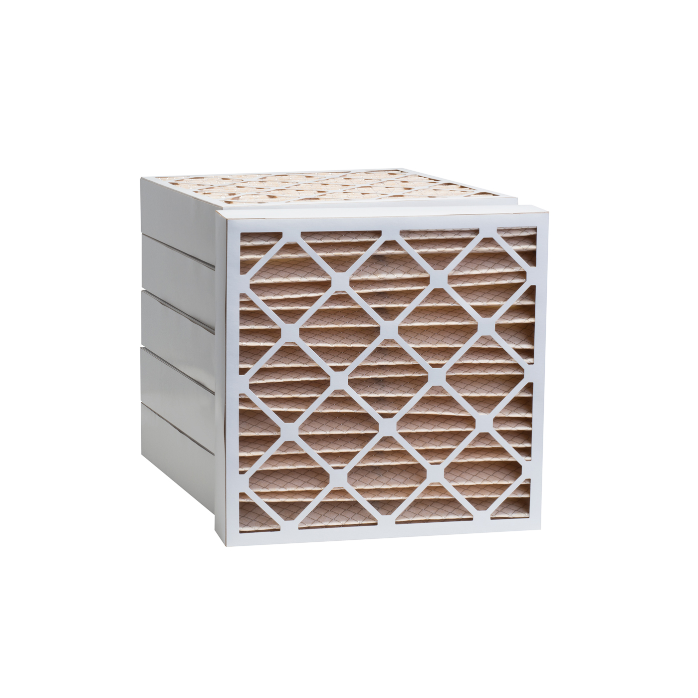 Tier1 20 x 21 x 4  MERV 11 - 6 Pack Air Filters (P15S-642021) TIER1_P15S_642021_6_PACK