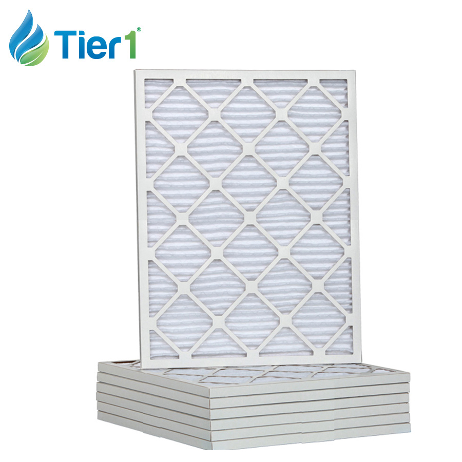 Tier1 1900 Air Filter - 16-3/8 x 21-1/2 x 4 (6-Pack) TIER1_P25S_6416F21H_6_PACK