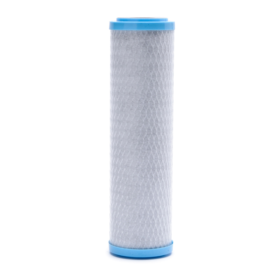 Omnipure OMB934-1L Alpha Series Undersink Filter Replacement Cartridge OMNIPURE-OMB934-1L