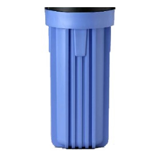 Image of # 10 Standard Blue Sump for 10-inch Water Filters