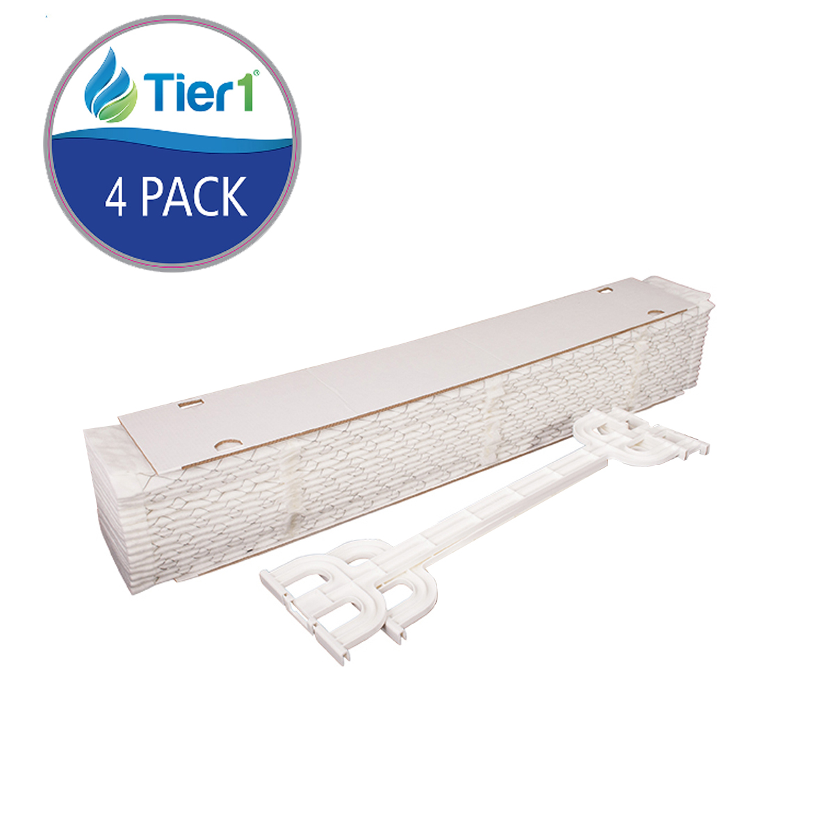 Air Purifier 413 Replacement Filter by Tier1 (4-Pack) TIER1_AF413_4_PACK