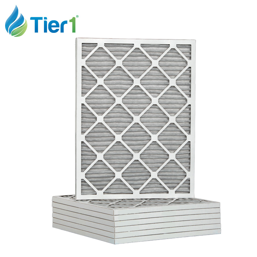 Tier1 20 x 22-1/4 x 1  MERV 8 - 6 Pack Air Filters (P85S-612022D) TIER1_P85S_612022D_6_PACK