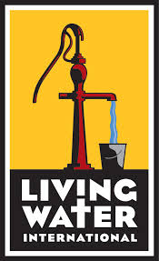 Living Water International logo - Water Filters for Charity