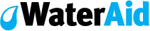 WaterAid logo - Water Filters for Charity