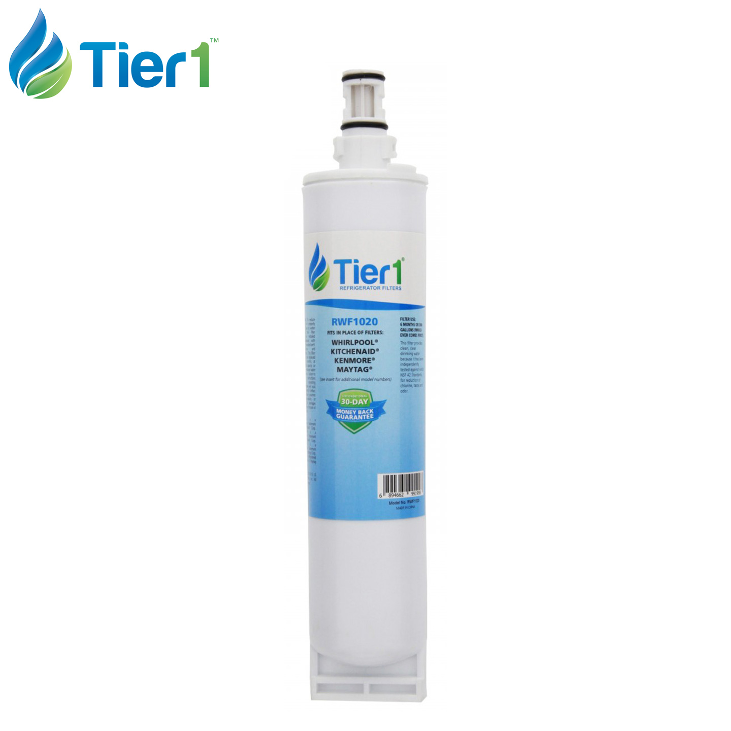 Tier1 Refrigerator Water Filters