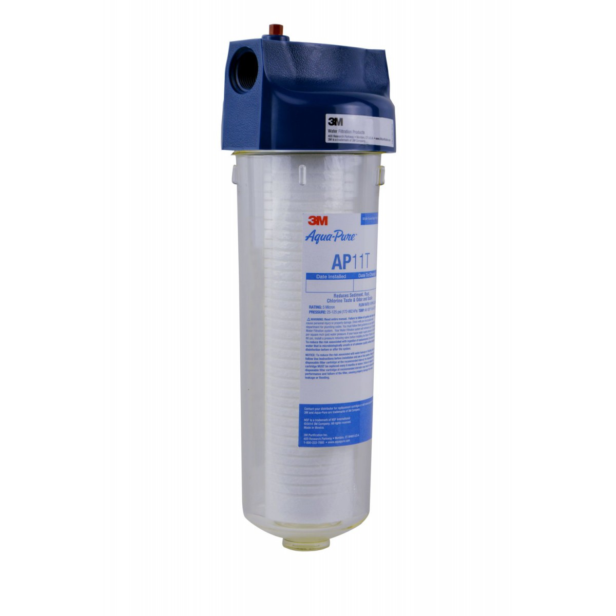 3m Aqua Pure Ap101t Whole House Water Filter System