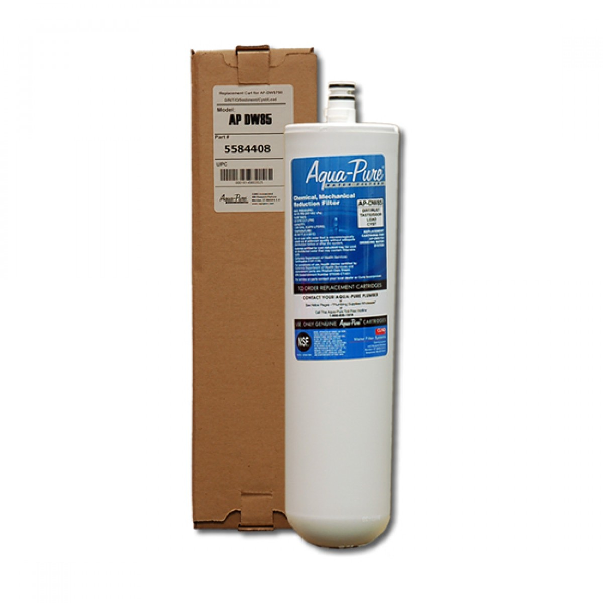 3m Aqua Pure Ap Dw85 Drinking Water Replacement Filter