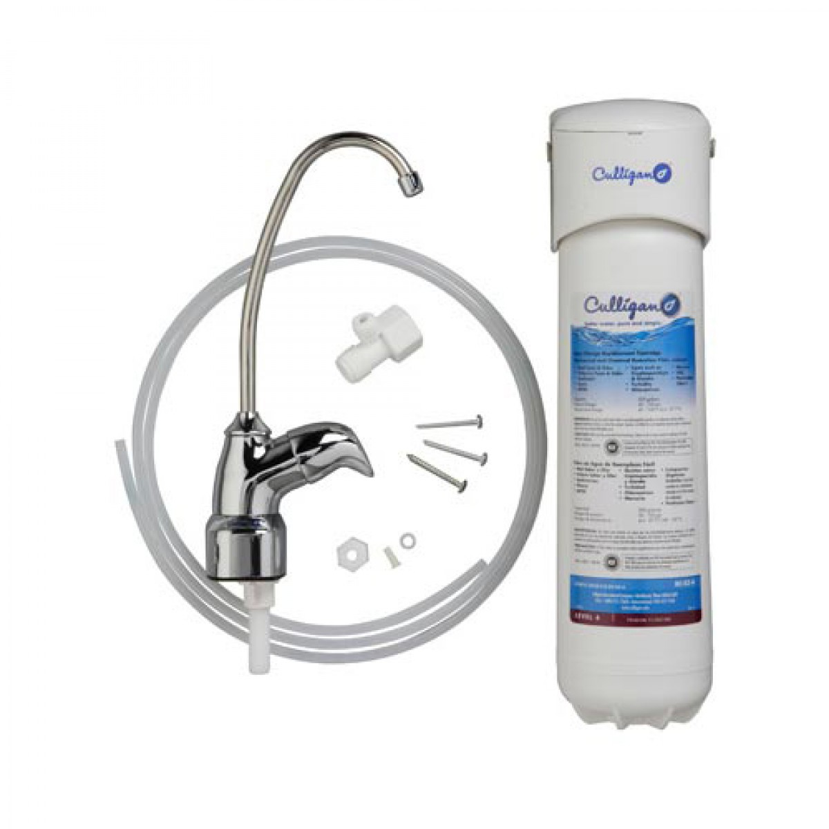 Culligan Us Ez 4 Under Sink Drinking Water Filter System
