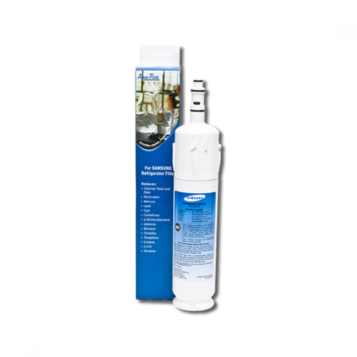 samsung refrigerator water filter replacement instructions