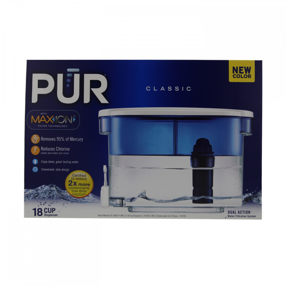 Water Filtration Dispenser Pur Ds 1800z Water Filter Dispenser And Pur Ds1800z Water Filters