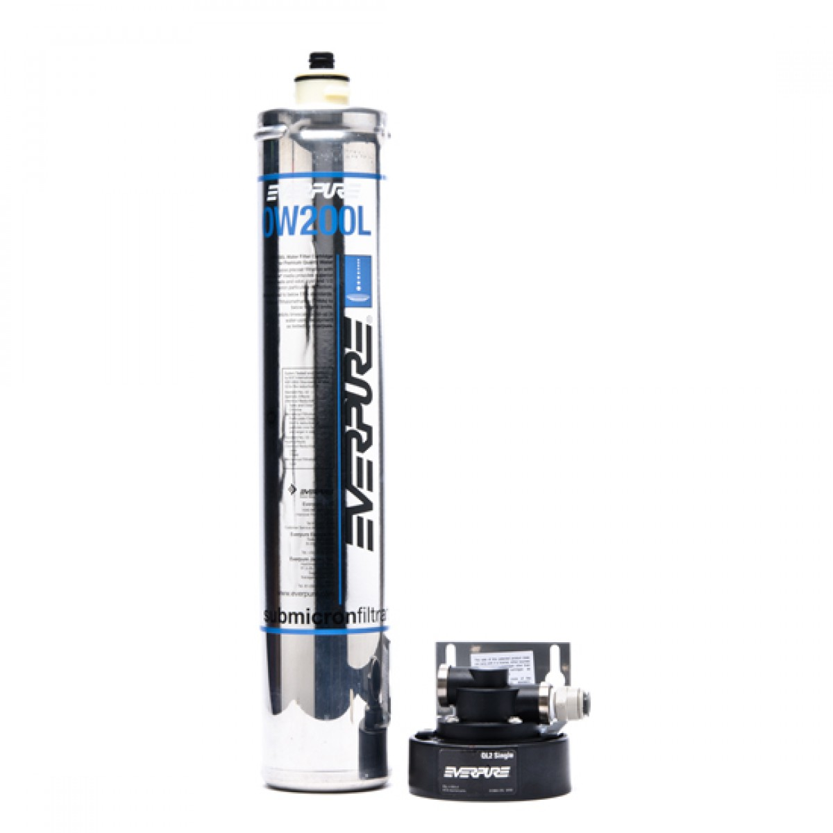 Everpure ql2 ow 200l ev9275 70 water filter system for Pentair everpure