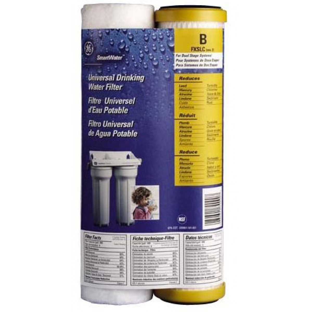 Smart Water Filters Ge Water Filters Systems Parts Waterfiltersnet