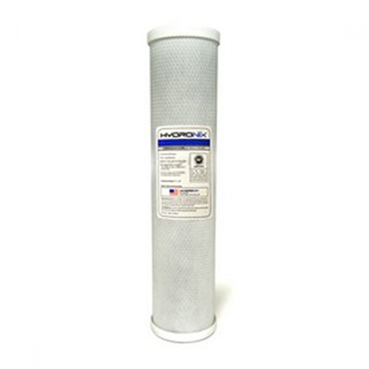 Hydronix x Carbon Filter - Micron Only 4- Filters Fast