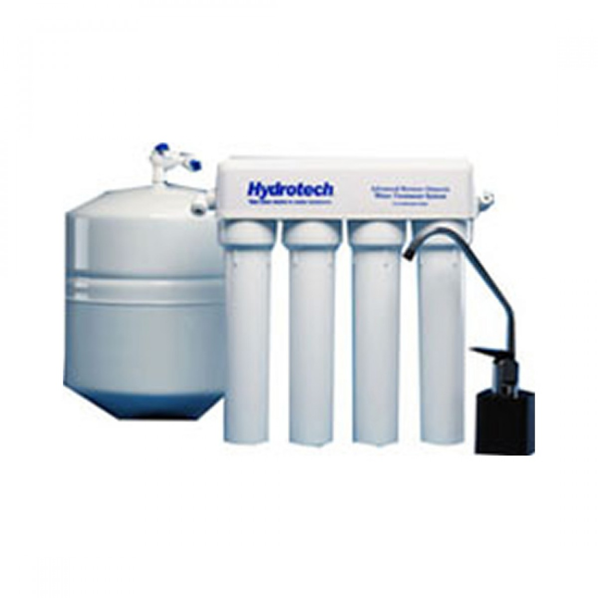 Reverse osmosis water filter hook up