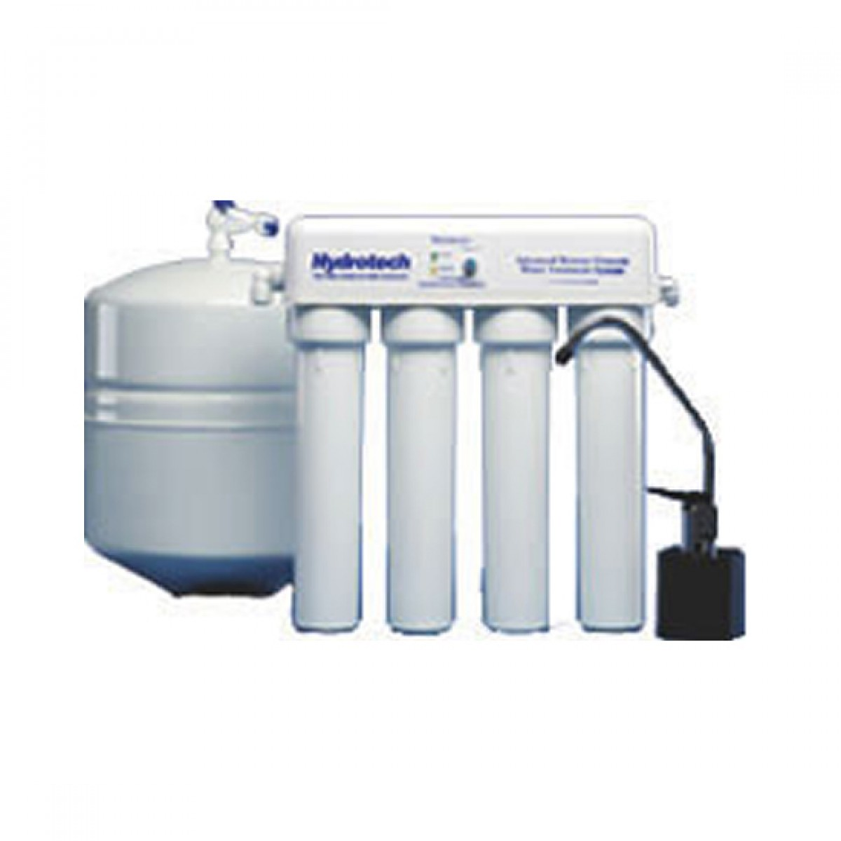 Hydrotech 4vtfc75g Pb Pushbutton Reverse Osmosis System