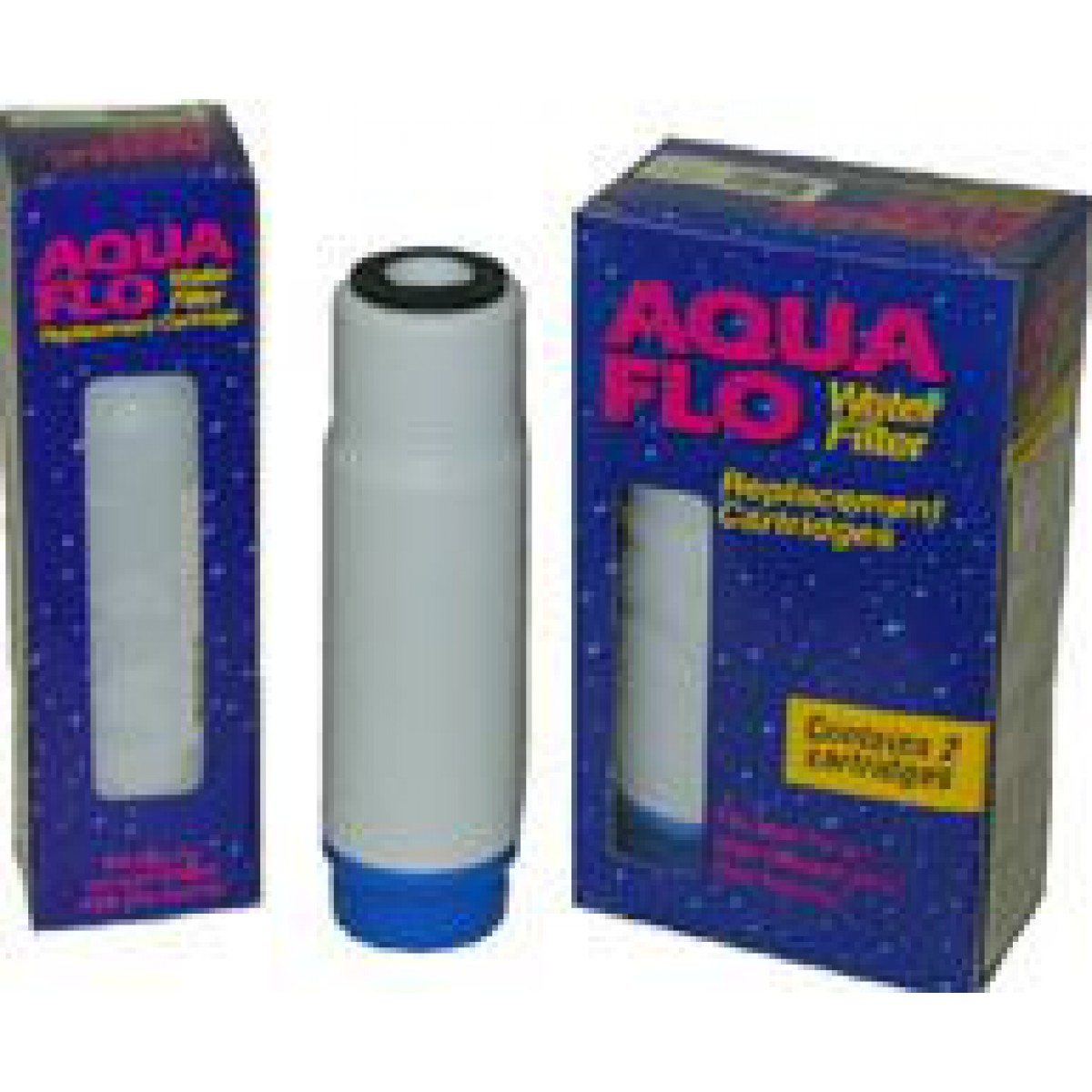 how to change aqua flo water filter