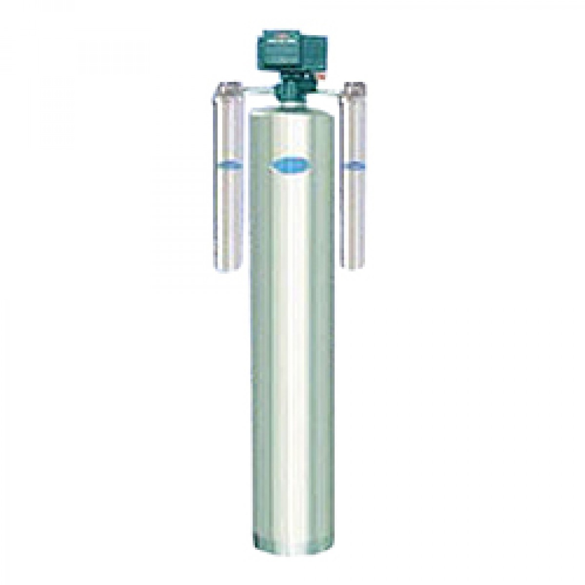 Crystal quest whole house automatic backwash filter