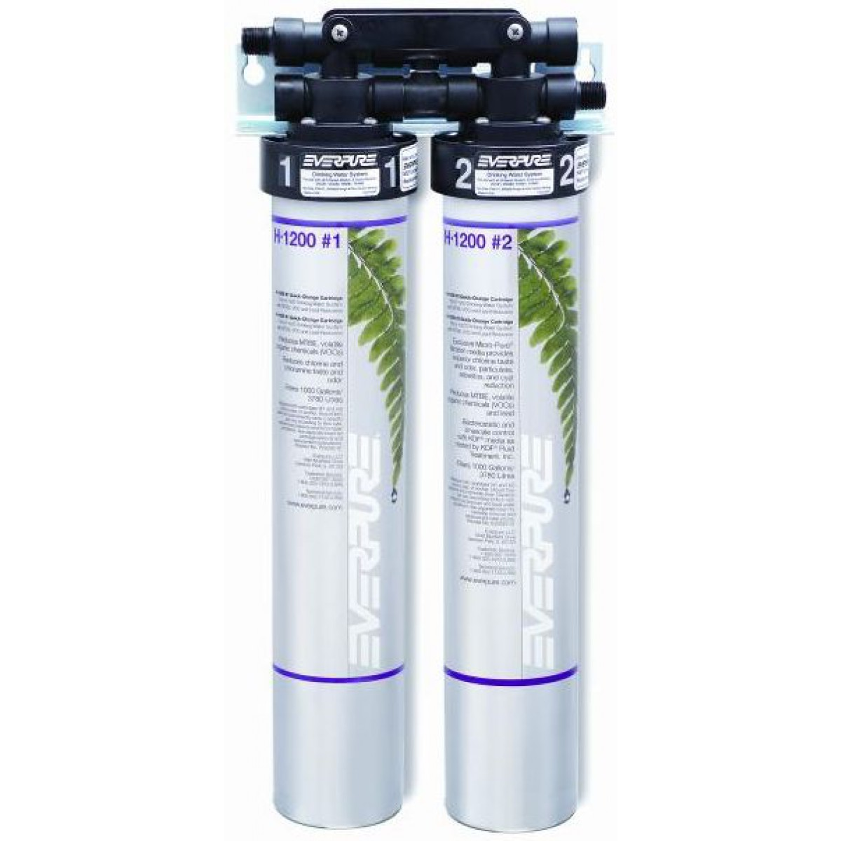 everpure h 104 water filtration system ev9262 70